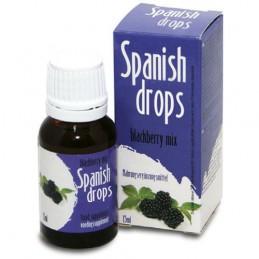 SPANISH DROPS BLACKBERRY...