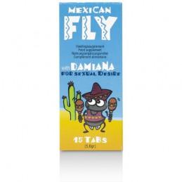 MEXICAN FLY TABLETAS...