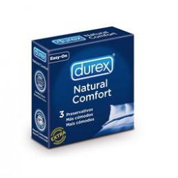 DUREX NATURAL COMFORT X3