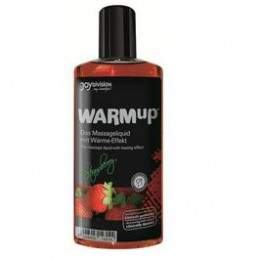 WARM UP STRAWBERRY ACEITE...