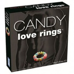 CANDY LOVE RINGS ANILLOS...