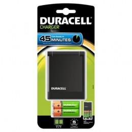 DURACELL CHARGER 45 MINUTES...