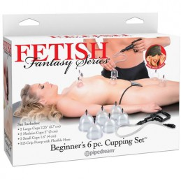 FETISH BEGINNER'S 6 PC....