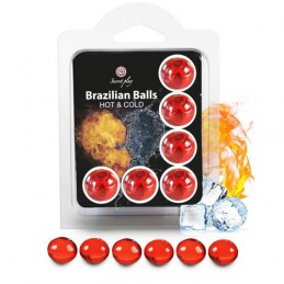 SET 6 BRAZILIAN BALLS HOT &...